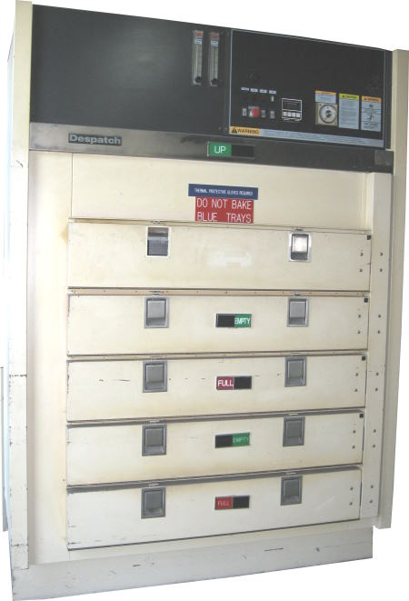 Used DESPATCH SPEC. PBC2-32 Industrial Ovens/ Batch Ovens/ Heat Treat Ovens