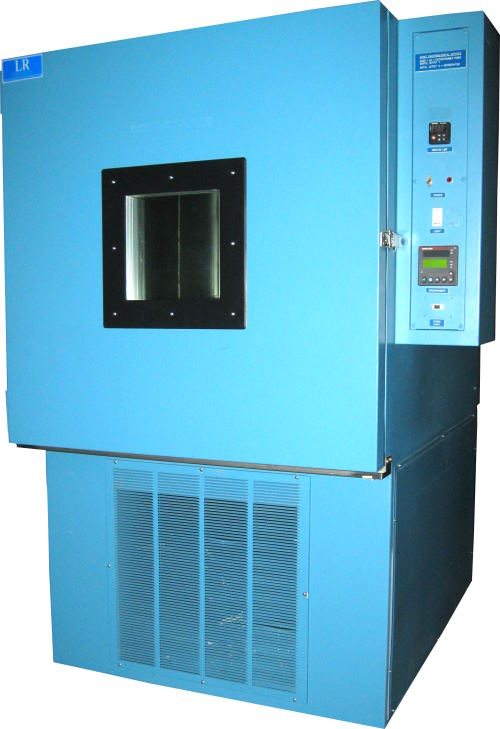 Used ENVIROTRONICS ST-27 Production Chambers/ Temperature Chambers