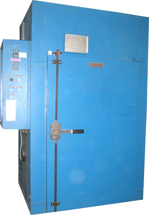 Used GRUENBERG C45H450 Industrial Ovens/ Batch Ovens/ Powder Coating Ovens
