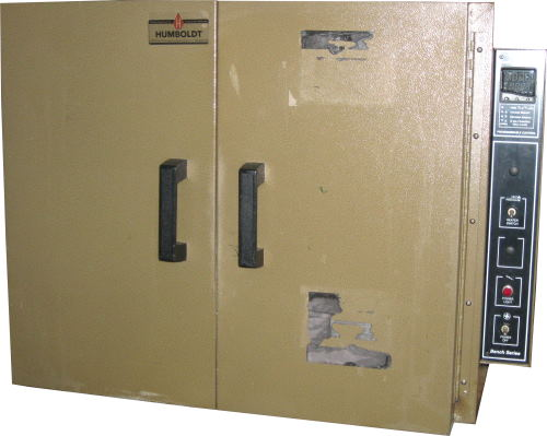 Used HUMBOLDT H-301160E4F Laboratory Equipment/ Industrial Ovens/ Laboratory Ovens/ Bench Top Ovens