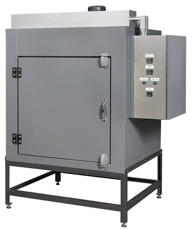 Used BATCH / CABINET OVEN ST333 Industrial Ovens/ Batch Ovens/ Curing Ovens/ Heat Treat Ovens