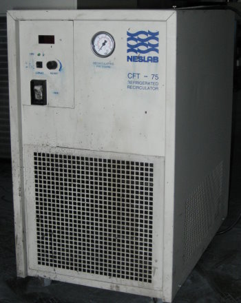 Used NESLAB CFT-75 Other Test Equipment