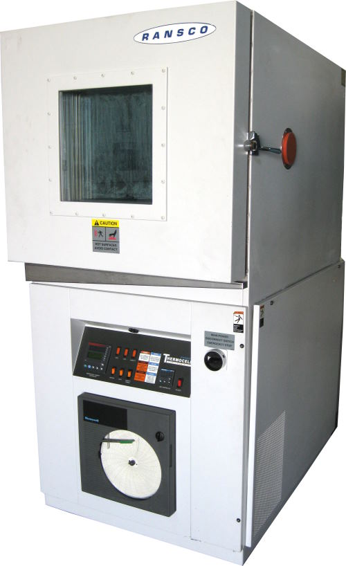 Used RANSCO RTH200S Humidity Chambers/ Production Chambers/ Temperature Humidity Chambers