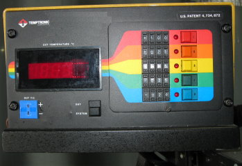Used TEMPTRONIC TP-412A Other Test Equipment