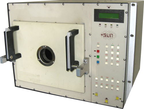 Used SUN ELECTRONIC SYSTEMS EC1A CO2 LN2 Chambers/ Cryogenic Chambers