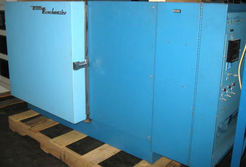 Used TENNEY BTRC Humidity Chambers/ Production Chambers/ Temperature Chambers