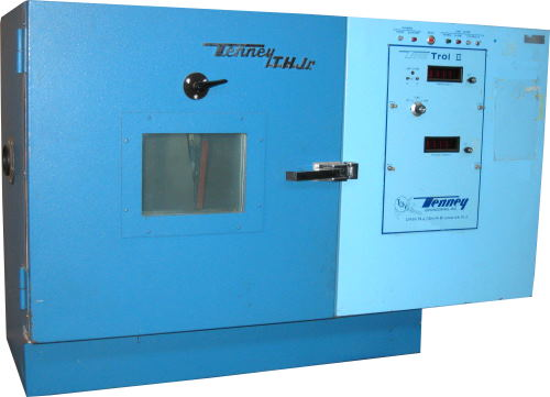 Used TENNEY TH-JR Humidity Chambers/ Temperature Humidity Chambers