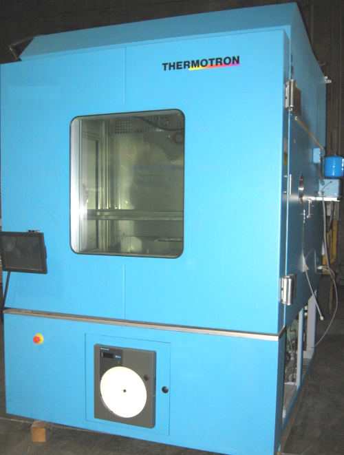 Used THERMOTRON SML-1500-25-25 Humidity Chambers/ Production Chambers/ Temperature Chambers/ Temperature Humidity Chambers