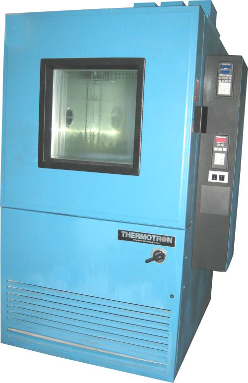 Used THERMOTRON SM-16C Humidity Chambers/ Production Chambers/ Temperature Chambers/ Temperature Humidity Chambers/ Steady State Chambers