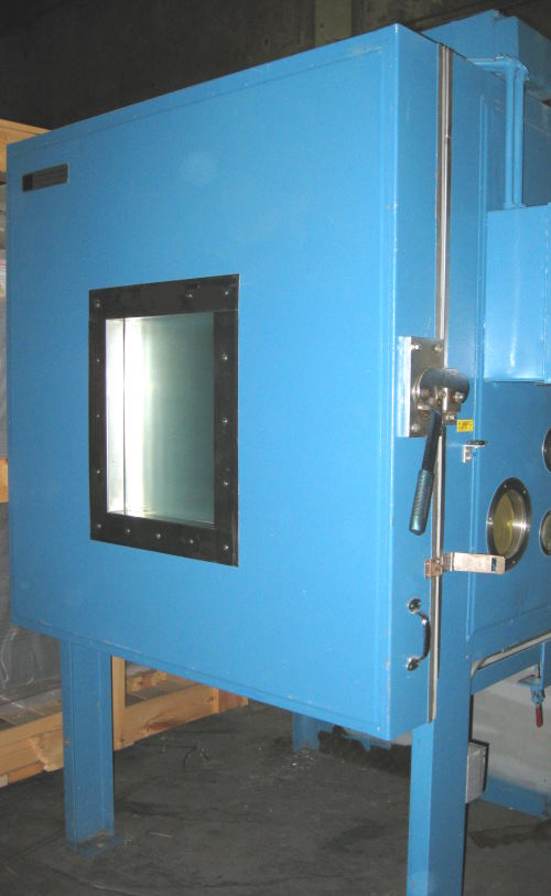 Used THERMOTRON F32LN2 Agree Chambers/ CO2 LN2 Chambers/ Production Chambers/ Cryogenic Chambers