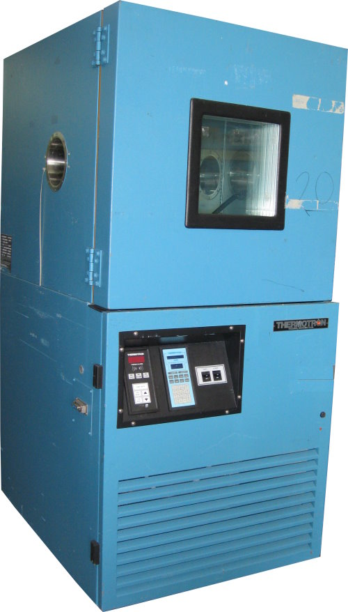 Used THERMOTRON S-8 Production Chambers/ Temperature Chambers