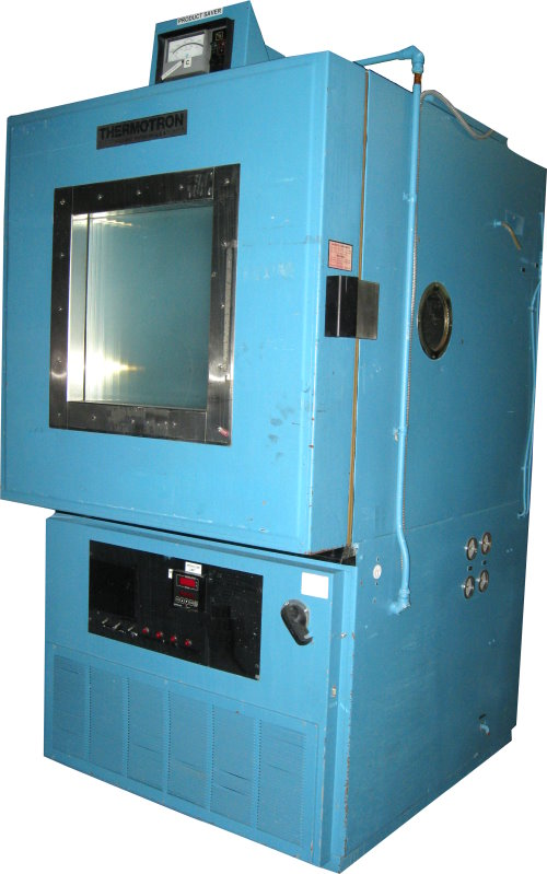 Used THERMOTRON SM-16C Production Chambers/ Temperature Chambers/ Temperature Humidity Chambers/ Steady State Chambers