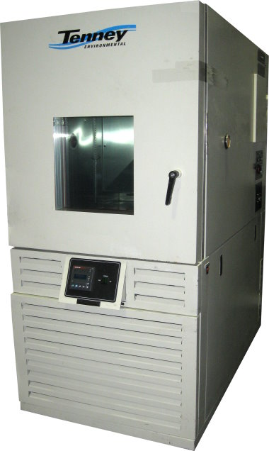 Used TENNEY TIIC Production Chambers/ Temperature Chambers
