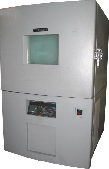 Used TEST EQUITY 1020C Production Chambers/ Temperature Chambers