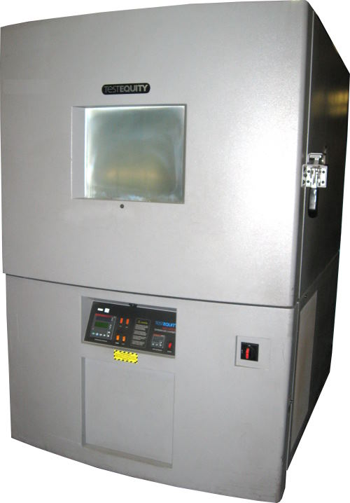 Used TEST EQUITY 1027C Production Chambers, Temperature Chambers