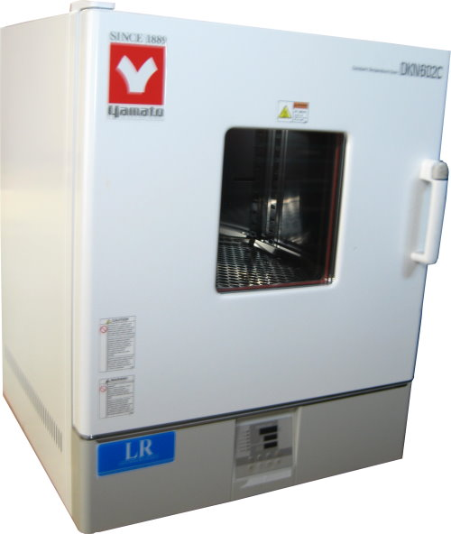 Used YAMATO DKN-602C Laboratory Ovens/ Bench Top Ovens/ Heat Treat Ovens