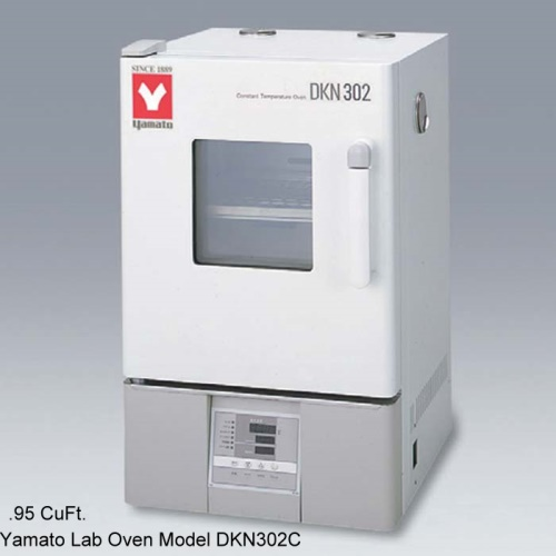 Used YAMATO DKN302C - DKN132C Laboratory Ovens/ Bench Top Ovens/ Mechanical Convection Ovens