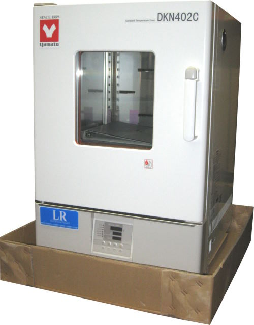 Used YAMATO DKN SERIES Industrial Ovens/ Laboratory Ovens/ Bench Top Ovens/ Heat Treat Ovens