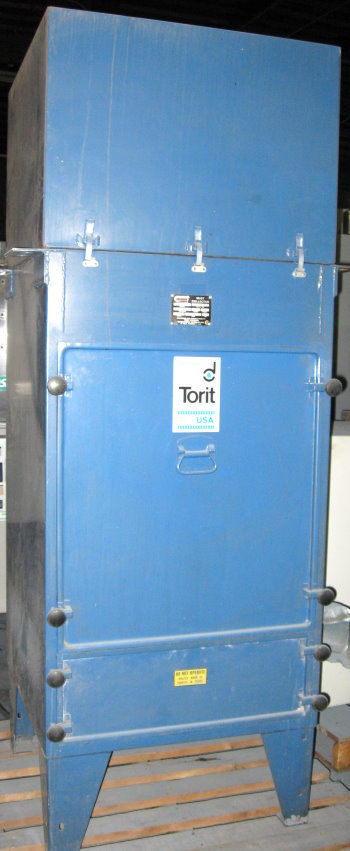Used TORIT MC-1000 Other Test Equipment