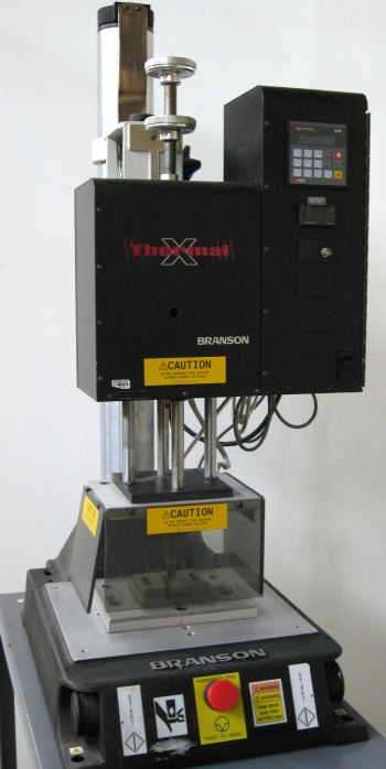 Used BRANSON Welder 201-1 Other Test Equipment