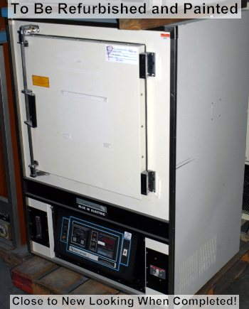 Used BLUE M DCC-206-B Oven/ Industrial Ovens/ Cleanroom Ovens/ Inert Gas Ovens