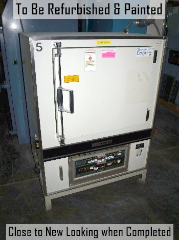 Used BLUE M CR07-256B/C Oven/ Industrial Ovens/ Cleanroom Ovens/ Inert Gas Ovens