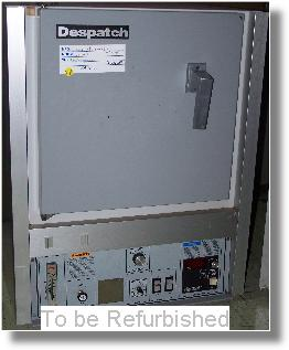 Used DESPATCH LCC1-IN-2 Oven/ Industrial Ovens/ Cleanroom Ovens/ Inert Gas Ovens