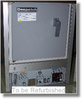 Used DESPATCH LCC1-11N Oven/ Industrial Ovens/ Cleanroom Ovens/ Inert Gas Ovens