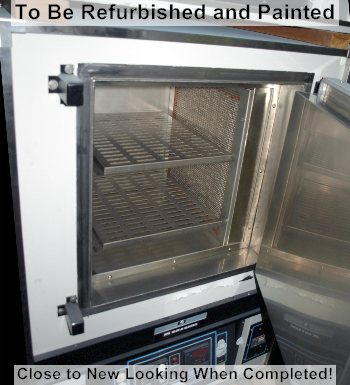 Used BLUE M DCC-206B-ST350 Oven/ Industrial Ovens/ Cleanroom Ovens/ Inert Gas Ovens