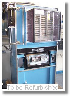 Used BLUE M DC-206 Industrial Ovens/ Curing Ovens/ Heat Treat Ovens/ Powder Coating Ovens/ Annealing Ovens