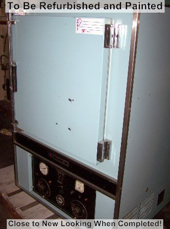 Used BLUE M POM-206B-1 Industrial Ovens/ Batch Ovens/ Annealing Ovens