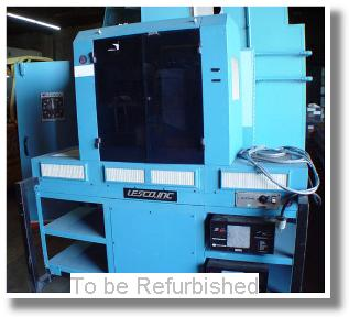 Used LESCO CL020 Ovens/ Industrial Ovens