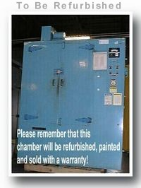 Used DESPATCH V-31STD Industrial Ovens/ Batch Ovens/ Laboratory Ovens/ Curing Ovens/ Heat Treat Ovens/ Powder Coating Ovens