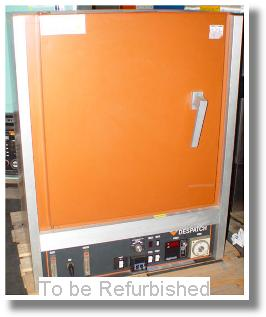 Used DESPATCH LCCI-54 Ovens/ Industrial Ovens/ Cleanroom Ovens/ Inert Gas Ovens