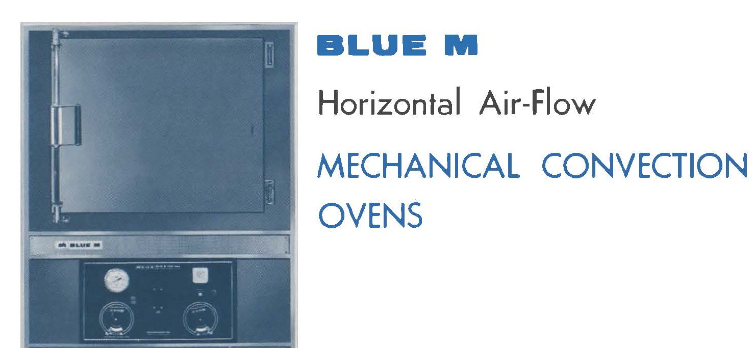 Used BLUE M  POM-203A Industrial Ovens/ Batch Ovens/ Laboratory Ovens