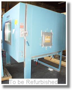 Used THERMOTRON F64CHV-CO2 AGREE Chambers/ CO2 LN2 Chambers/ Production Chambers/ Temperature Chambers/ Vibration Systems