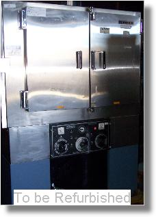 Used BLUE M AC-7702HB Humidity Chambers/ Temperature Humidity Chambers