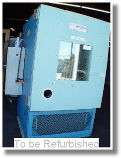 Used TENNEY TH-65-1 Temperature Chambers
