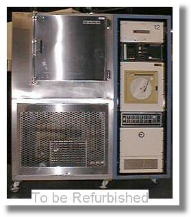 Used BLUE M FR-251C-MP Humidity Chambers/ Temperature Humidity Chambers