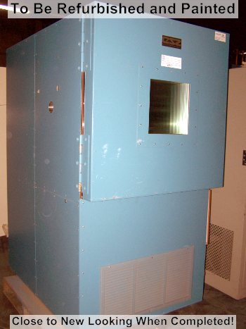 Used CINCINNATI SUB ZERO CT-18-2-2-H/AC Temperature Chambers