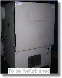 Used SIGMA SYSTEMS M600MC-3 CO2 LN2 Chambers