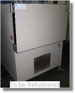 Used SIGMA 600347 CO2 LN2 Chambers