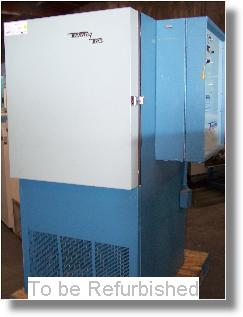 Used TENNEY TTC CO2 LN2 Chambers/ Production Chambers/ Temperature Chambers/ Cryogenic Chambers