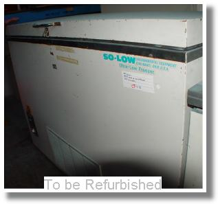 Used SO-LOW PR450-12 Temperature Chambers/ Freezers