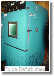Used THERMAL INDUSTRIES TC-8 Temperature Chambers