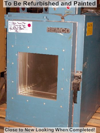 Used BEMCO FT3.0-100/1000 CO2 LN2 Chambers/ Temperature Chambers/ Other Test Equipment
