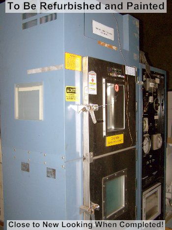 Used BLUE M WSP-109C-MP-3 CO2 LN2 Chambers/ Thermal Shock Chambers/ Cryogenic Chambers