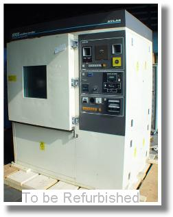 Used ATLAS XR-35 Humidity Chambers/ Temperature Chambers/ Temperature Humidity Chambers/ Other Test Equipment