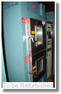 Used BLUE M WSP-109B-MP2 CO2 LN2 Chambers/ Thermal Shock Chambers/ Cryogenic Chambers