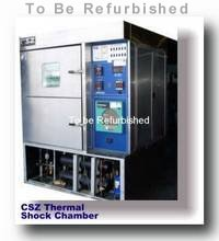 Used CSZ VTS1.5-3-3-S/WC Temperature Chambers/ Thermal Shock Chambers